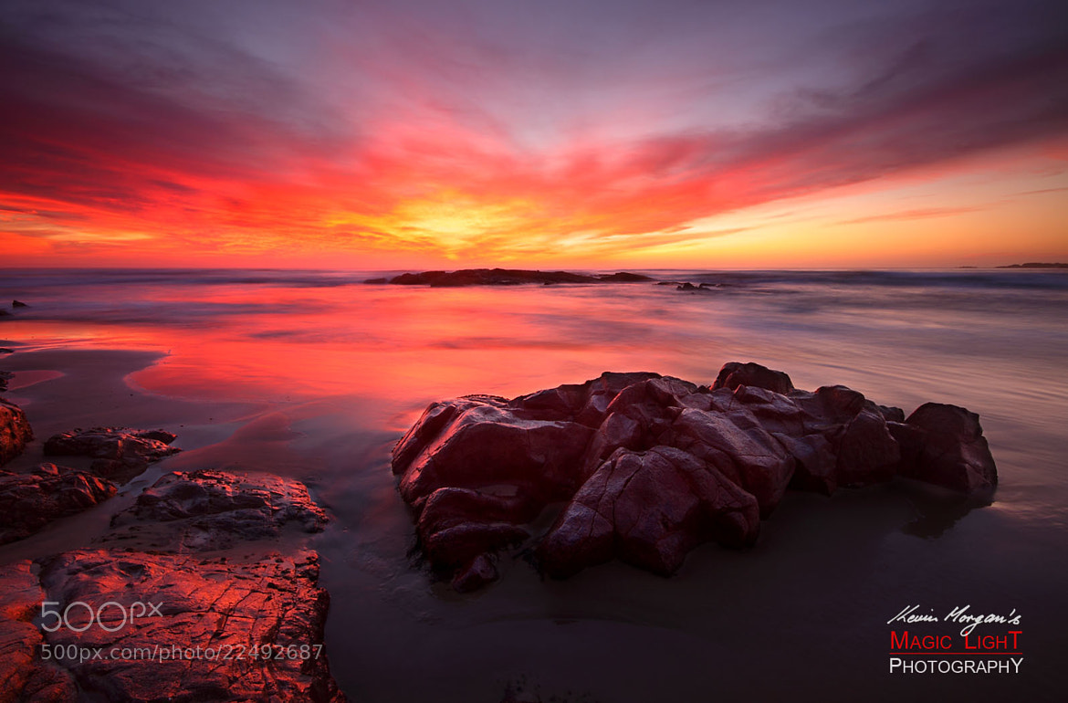 Photograph One Mile Beach Sunrise #3 by Kevin Morgan on 500px