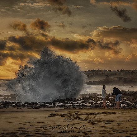Sunset – 4 – Saint Leu – Île de la Réunion