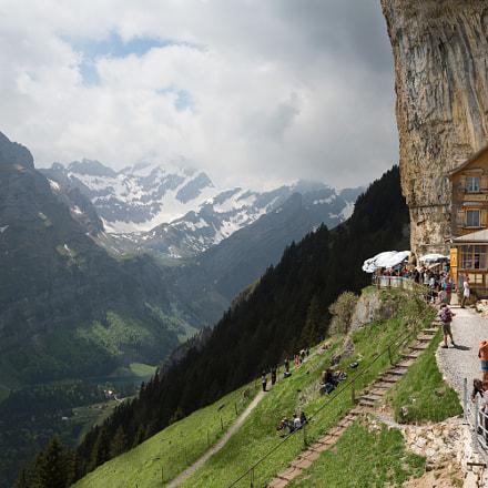 Appenzell - Aescher Wildkirchli