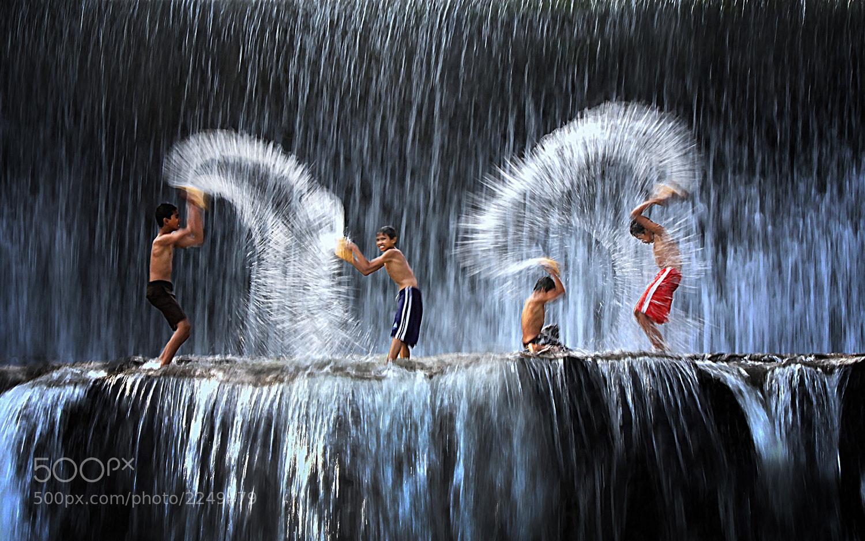 Photograph ☼  splash  ☼ by Ayie  Permata Sari on 500px