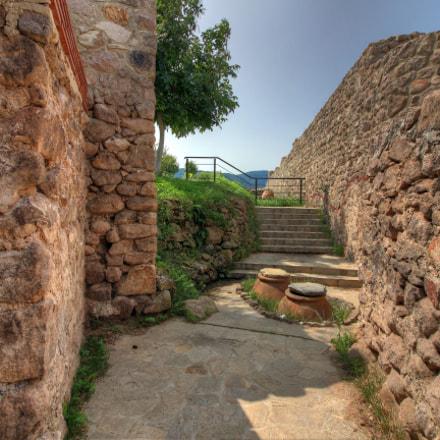Peristera fortress