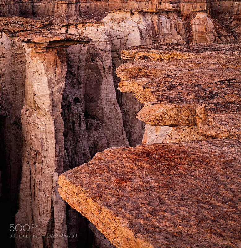 Photograph The Edge by John Mumaw on 500px