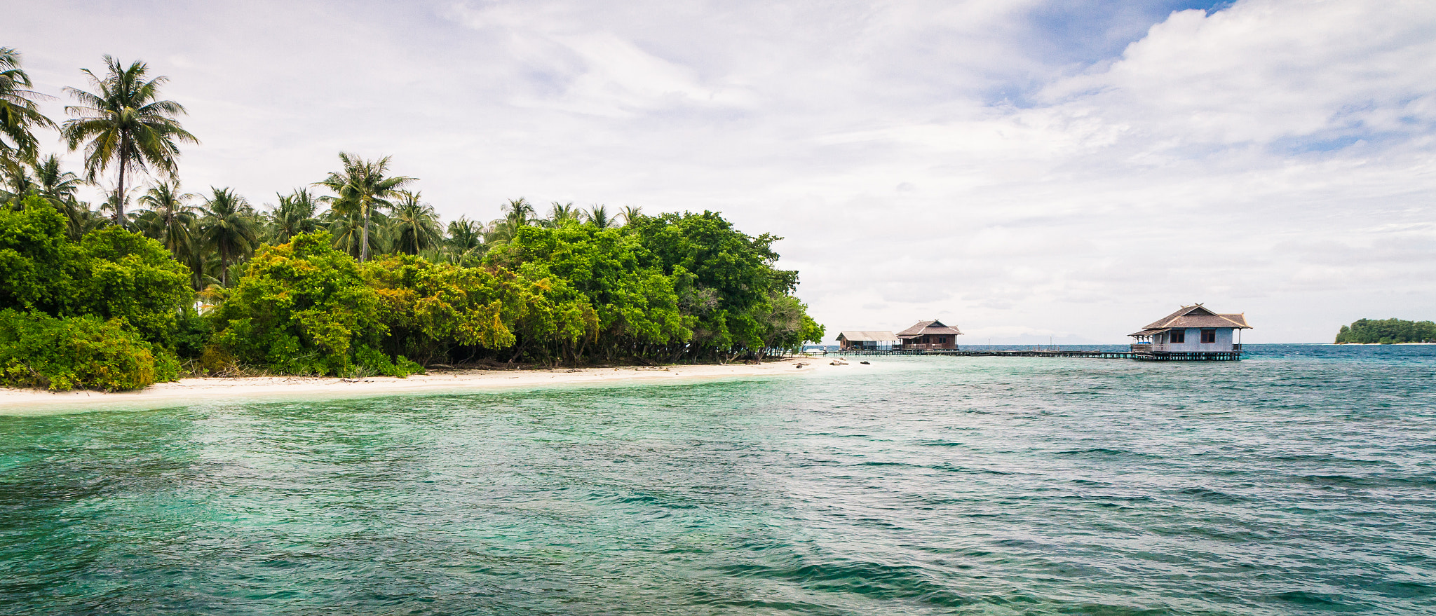 Photograph Pulau Tengah by Free Mindflow on 500px
