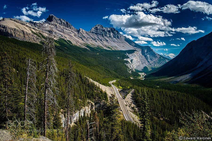 Photograph On My Way to Jasper by Edward Marcinek on 500px