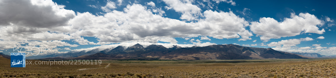 Photograph The Eastern Sierra by Thatcher Kelley on 500px