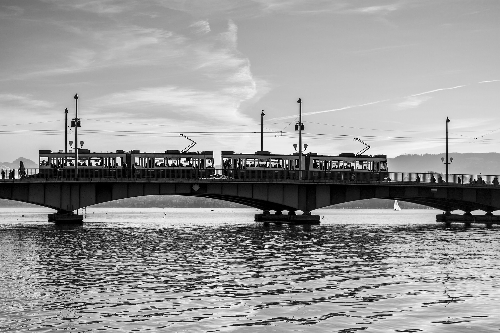 Photograph The Tram by Andy Gehrig on 500px