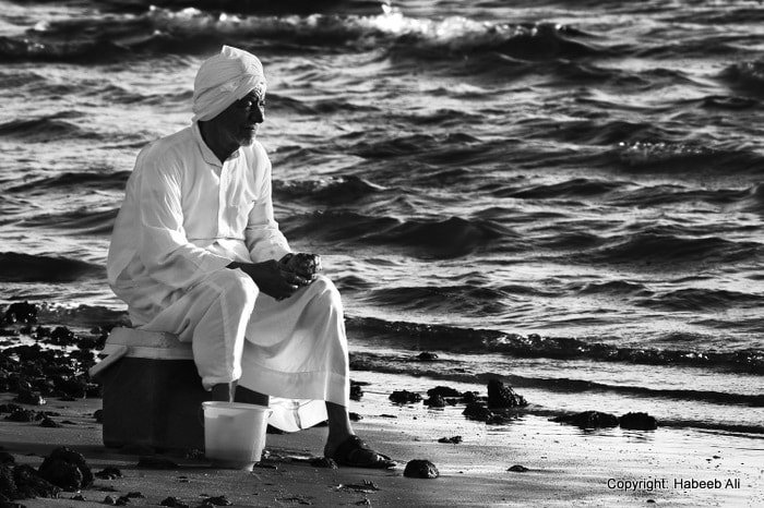 Photograph Saudi Fisherman by Habeeb  Ali on 500px