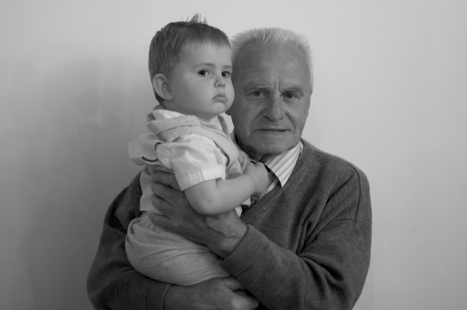 Photograph Great-grandfather and great-grandson by Angelus YODASON on 500px