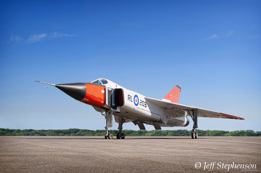Photograph Avro Arrow - Runway by Jeff Stephenson on 500px