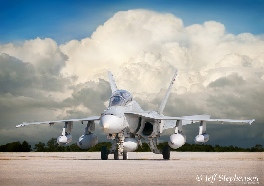 Photograph CF-18 Hornet by Jeff Stephenson on 500px