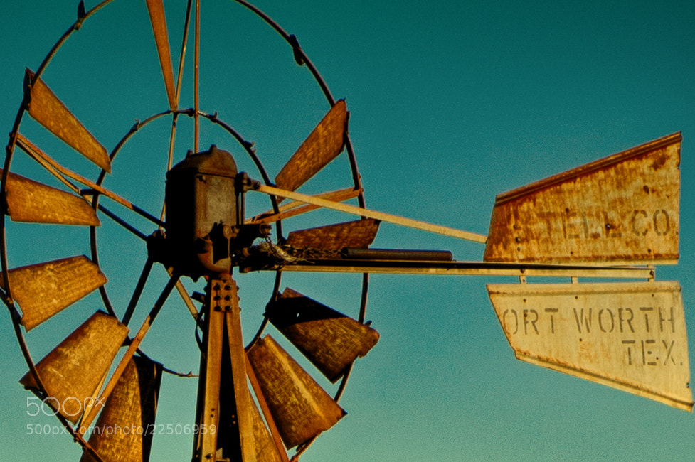 Photograph Windmill by Ken Stout on 500px