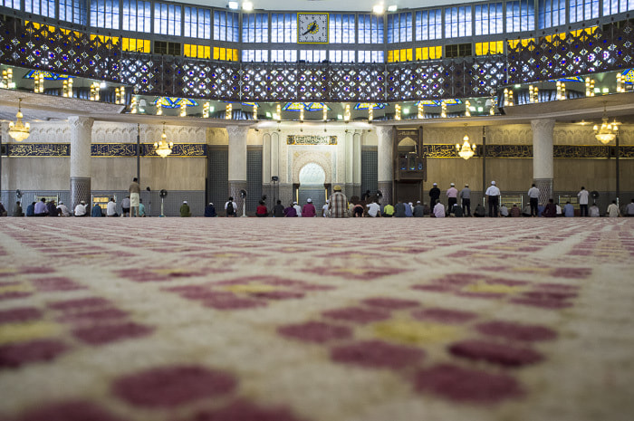 Photograph Inside the Mosque by Umar Abdul Aziz on 500px