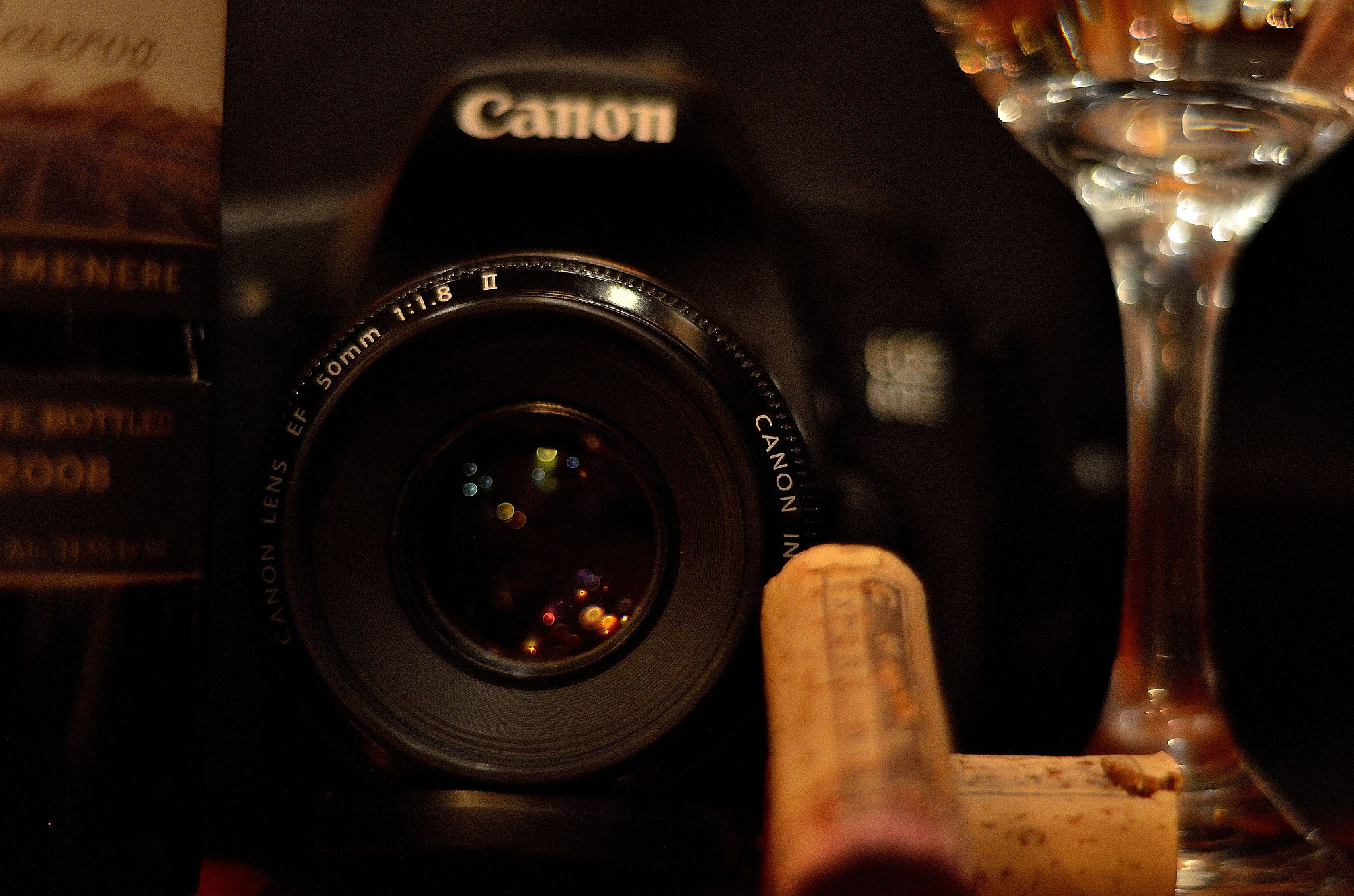 Photograph canon y vino by Xavier Ortega on 500px