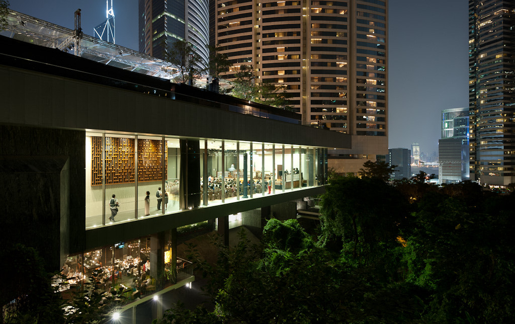 Photograph Asia Society Hong Kong Center by scott brooks on 500px