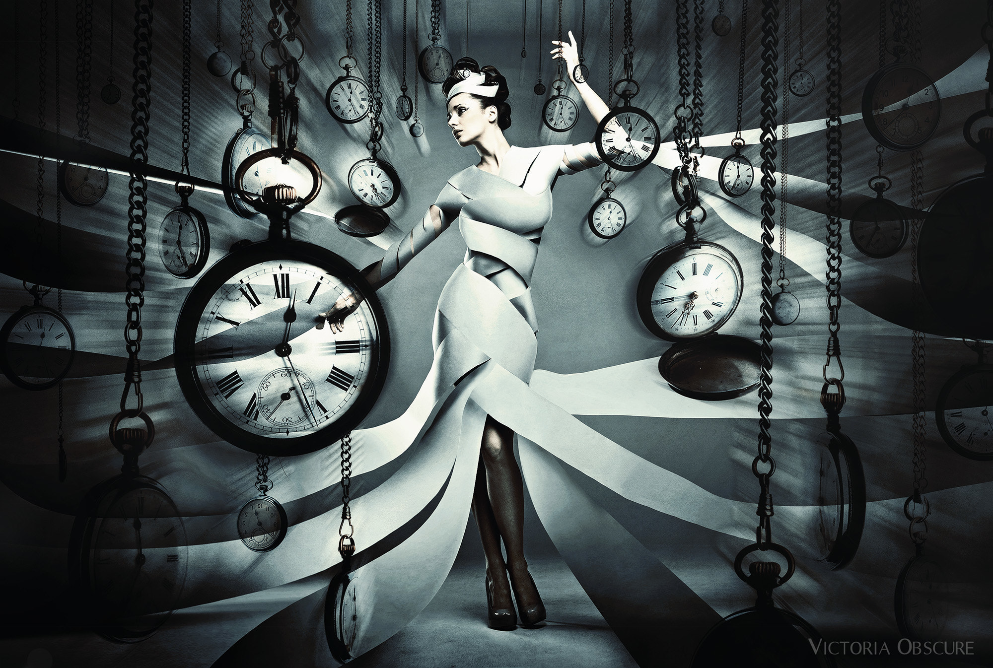 Photograph Trapped in time by Victoria Obscure on 500px