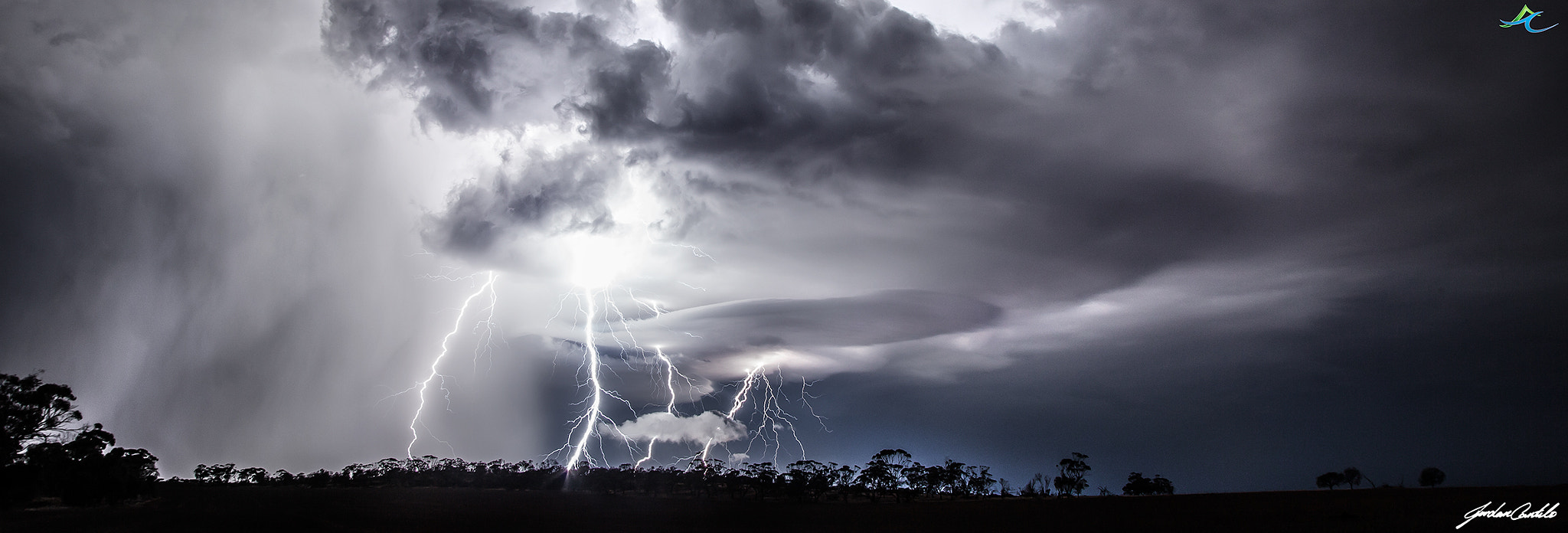 Photograph Goomalling Lightshow 6-1-13 by Jordan  Cantelo on 500px