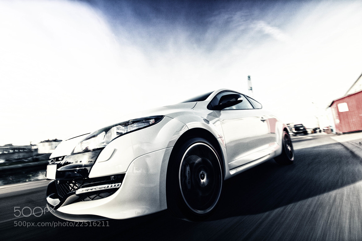 Photograph Megane RS by L Carroll on 500px