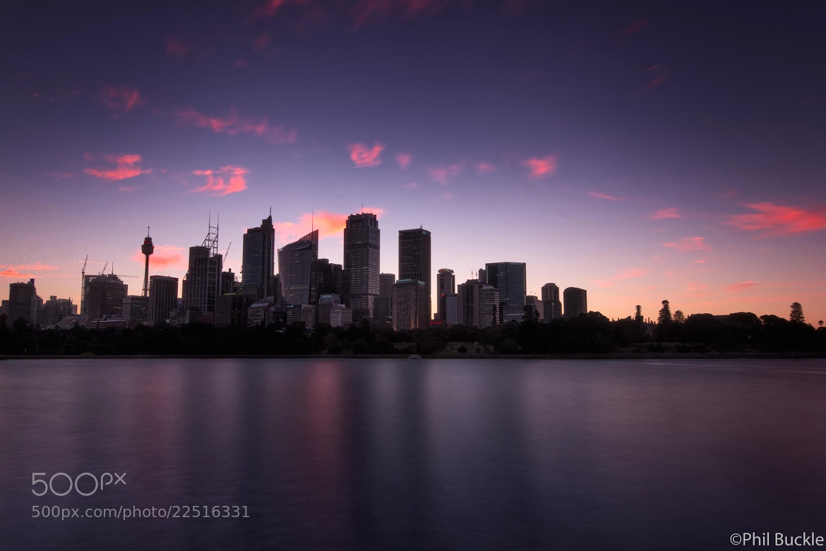 Photograph Sydney blues by Phil Buckle on 500px