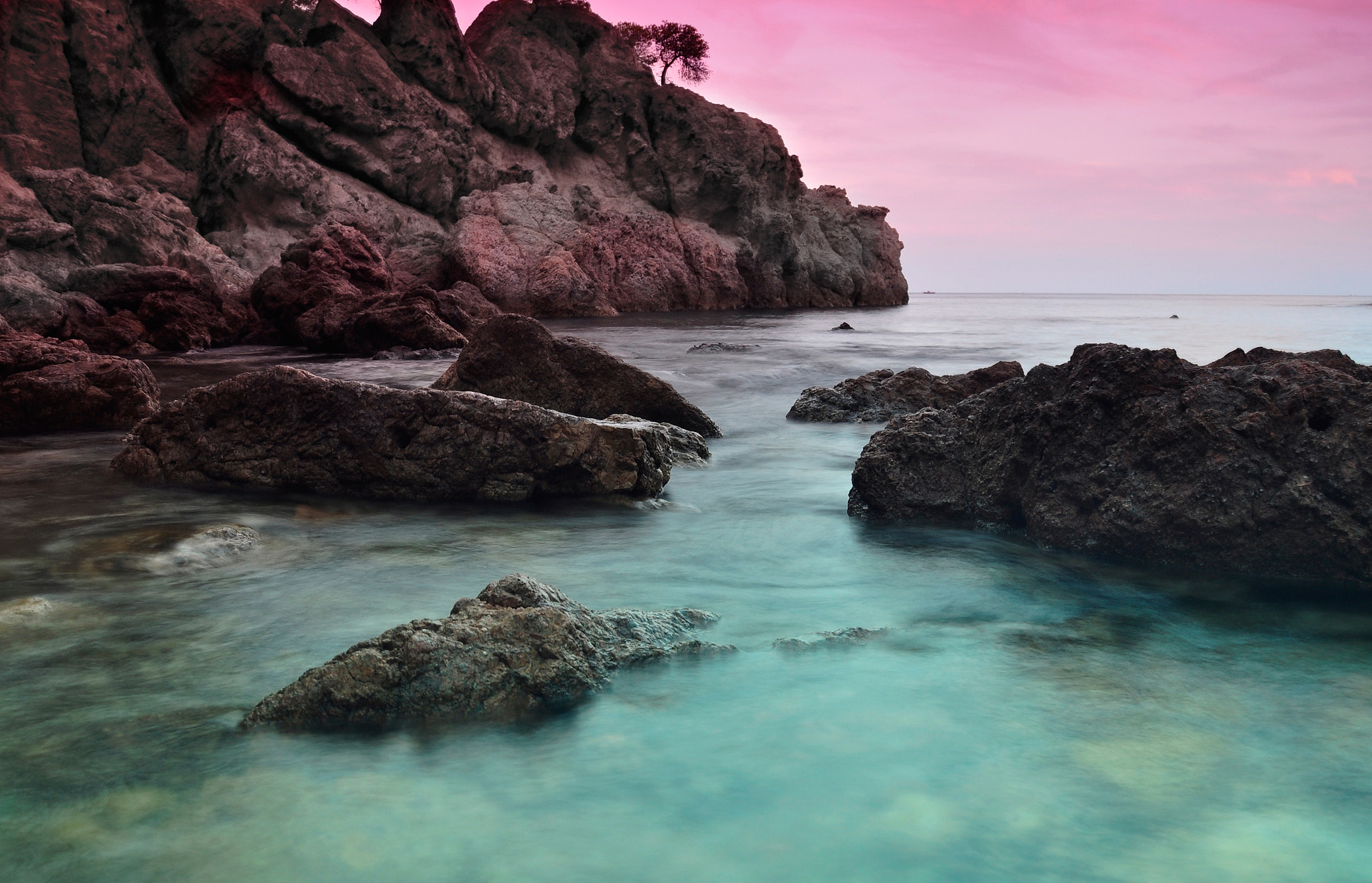 Photograph ~platja del golfet by Michaela Rother on 500px