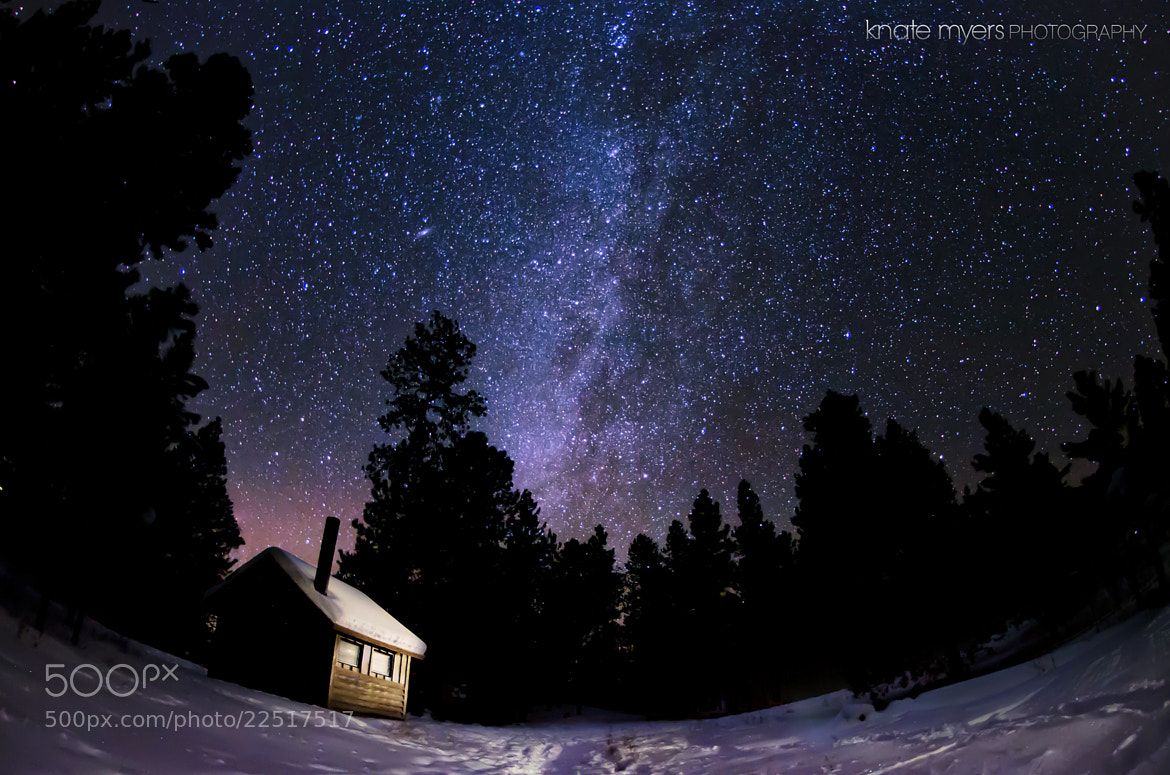 Photograph Cold, Clear Night by Knate Myers on 500px
