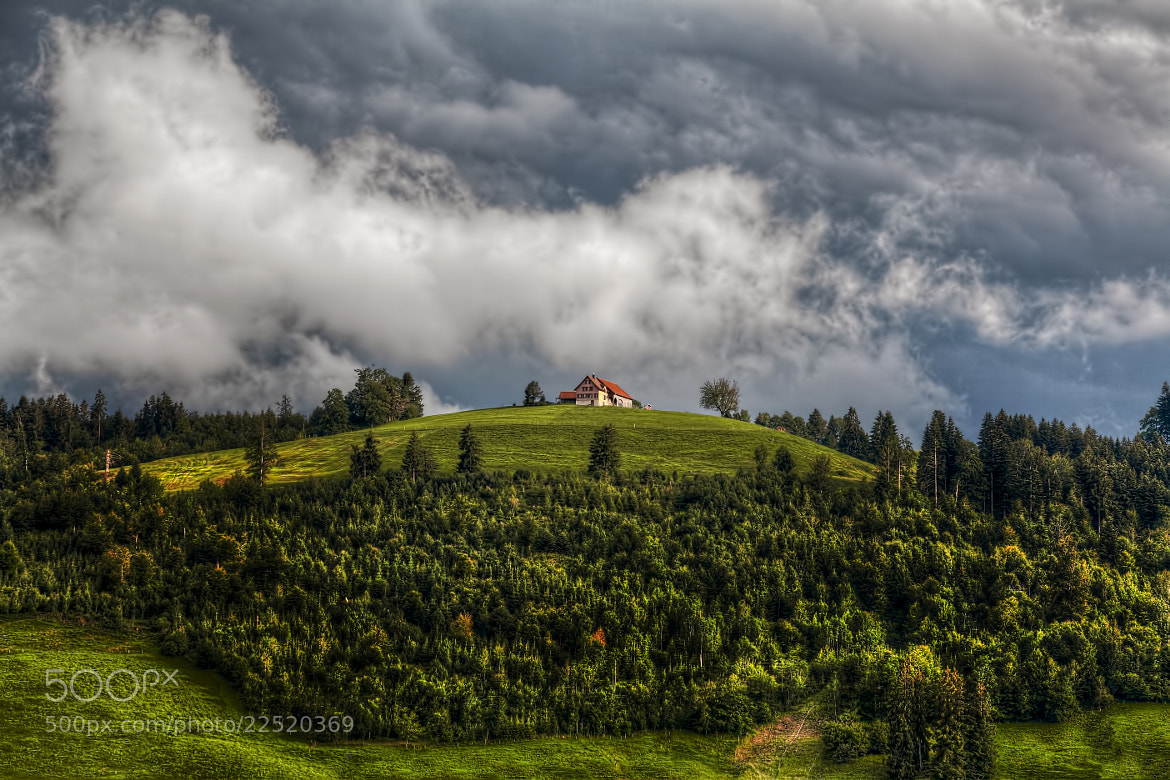 Photograph Dreamhouse by Laimonas Ciūnys on 500px