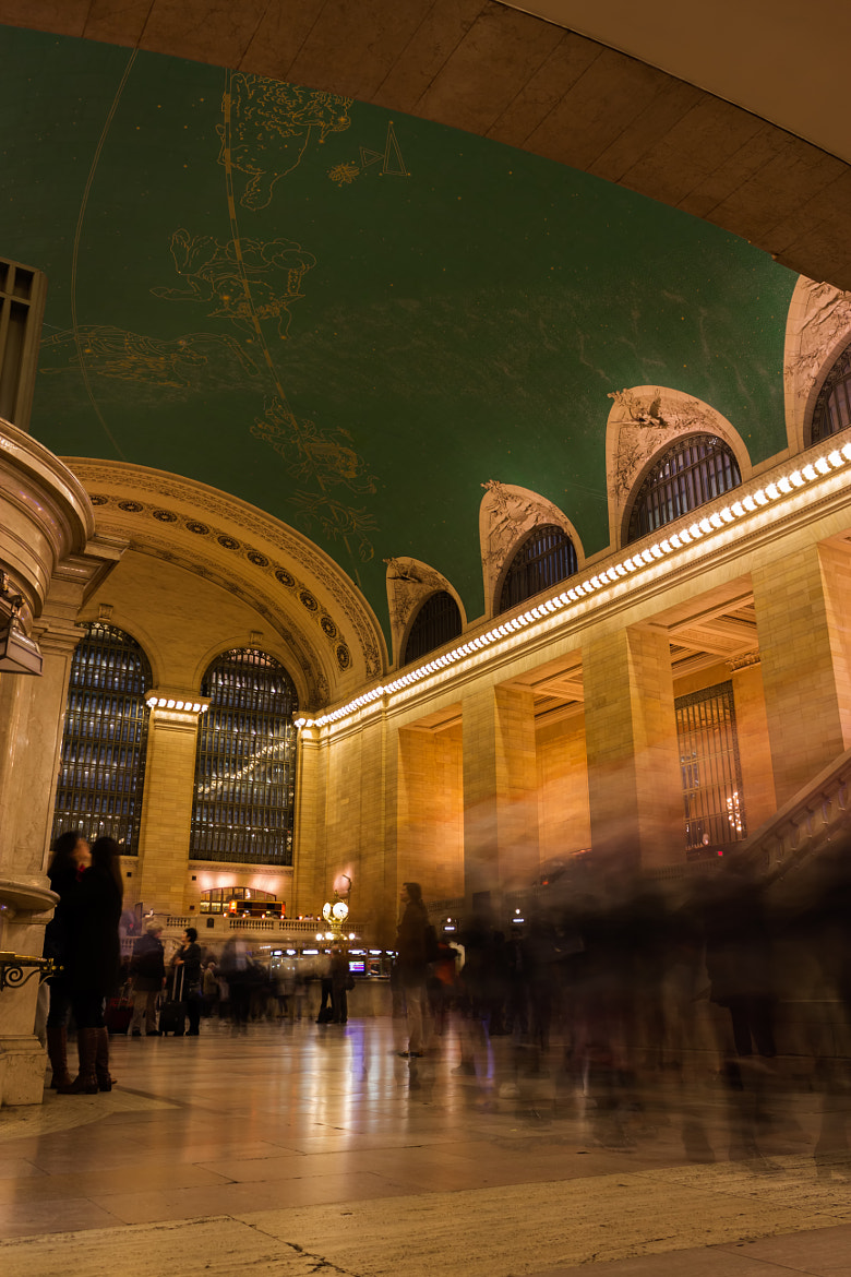 Photograph Grand Central Terminal II by Dan Hood on 500px