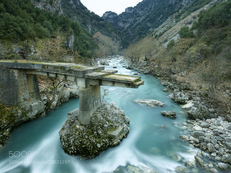 Photograph Tsimovo Old Bridge  by Fokion Zissiadis on 500px
