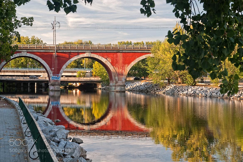 Photograph Puente de los franceses by Daniel Romero Rodríguez on 500px