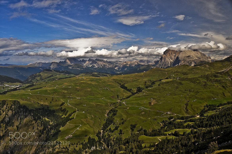 Photograph Alpe di Siusi (2) by Rudi Moerkl on 500px
