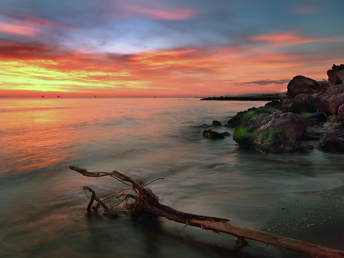 Photograph the sea and its colors by ivo pandoli on 500px