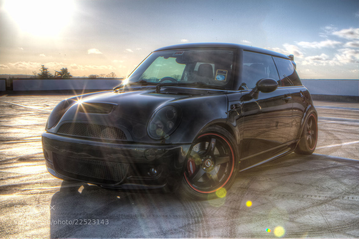 Photograph Mini Cooper by Neal Humphris on 500px