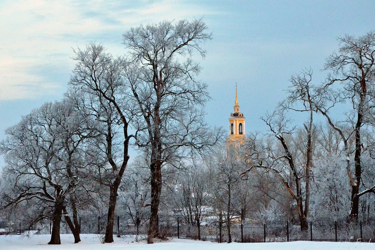 Photograph Suzdal Temple Bells by Niko Nor on 500px