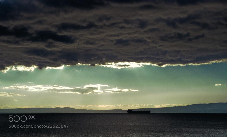 Photograph The Cloud by Kyriakos Kontozoglou on 500px