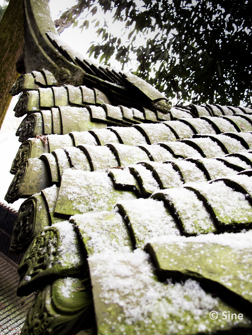 Photograph Snow @ Mount Qingcheng - 4 by Sine Shem on 500px