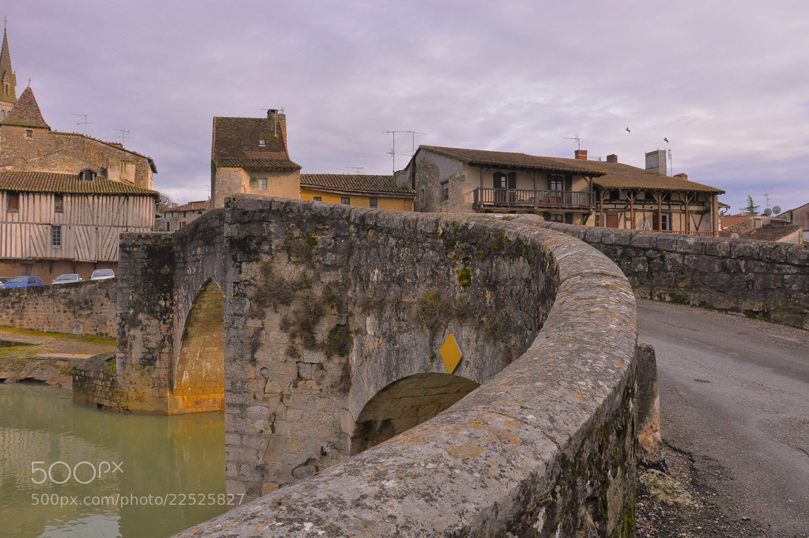 Photograph Pont de Nerac by bruno Gaulin on 500px