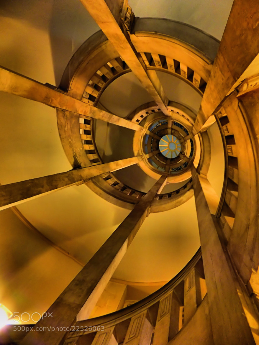 Photograph Treppe im Rathaus in Hannover by editha sieben on 500px
