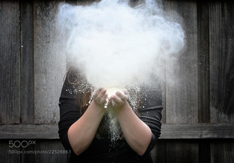 Photograph Flour Power by Chris O'Neil on 500px