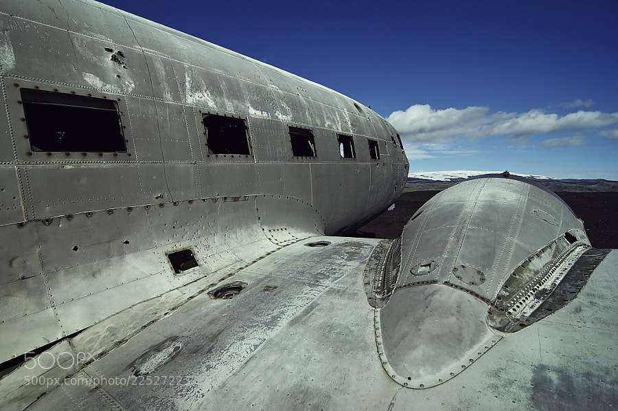 Photograph USN C-47 : The Lost Aircraft III by James Charlick on 500px