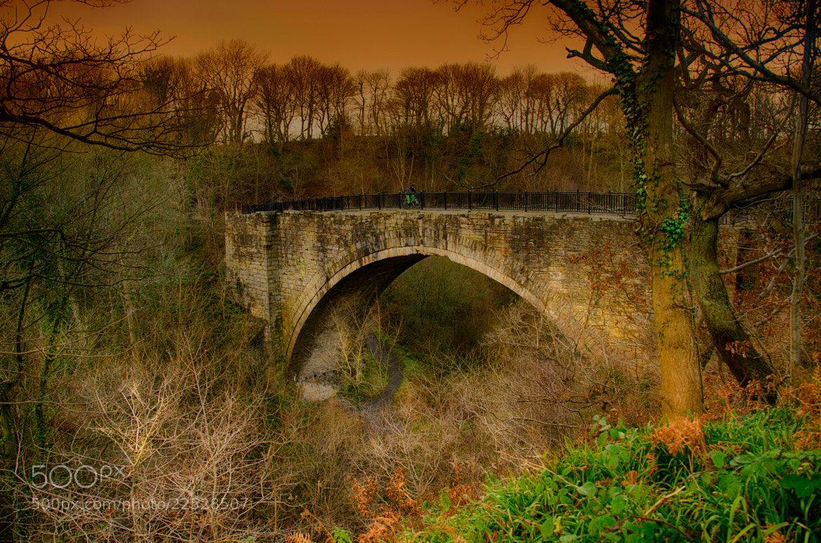 Photograph The Arch in Winter by Phil Robson on 500px