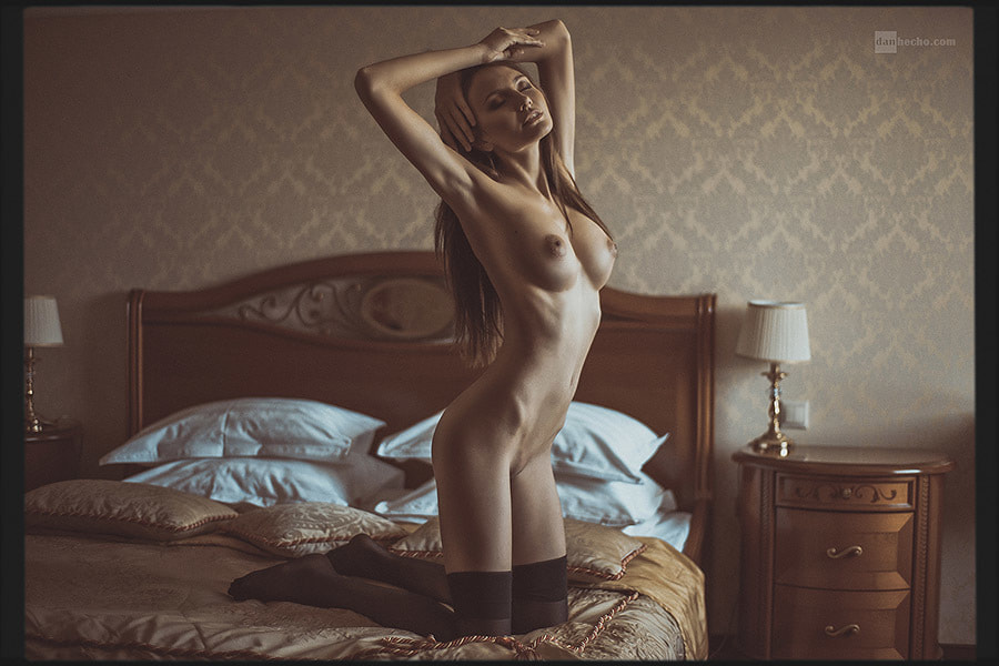 Photograph Kate-3 by Dan Hecho on 500px