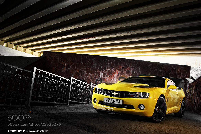 Photograph Chevrolet Camaro by Ilya Davidovich on 500px
