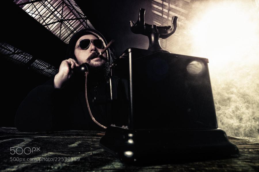 Photograph Self portrait by Sidney Bovy on 500px
