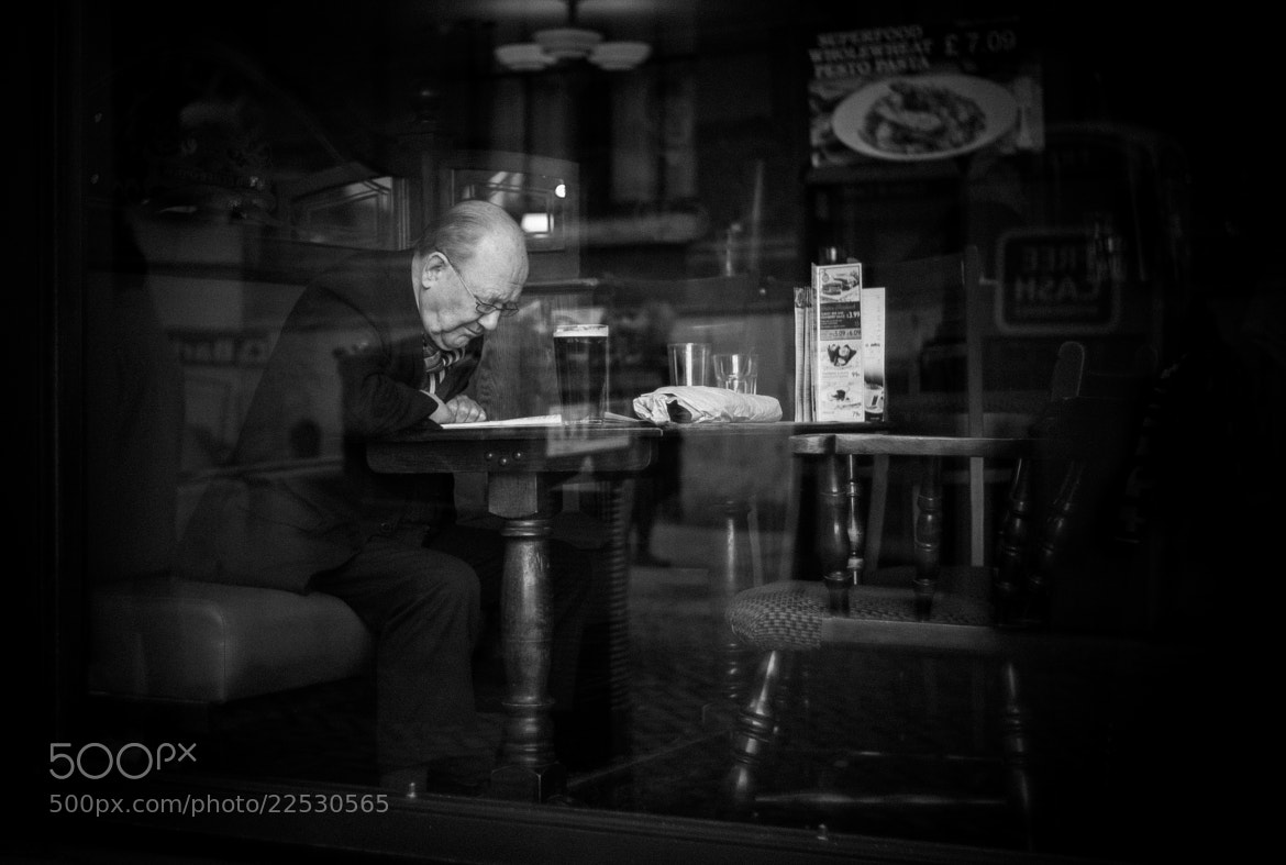Photograph Through the looking glass by GP street photos on 500px