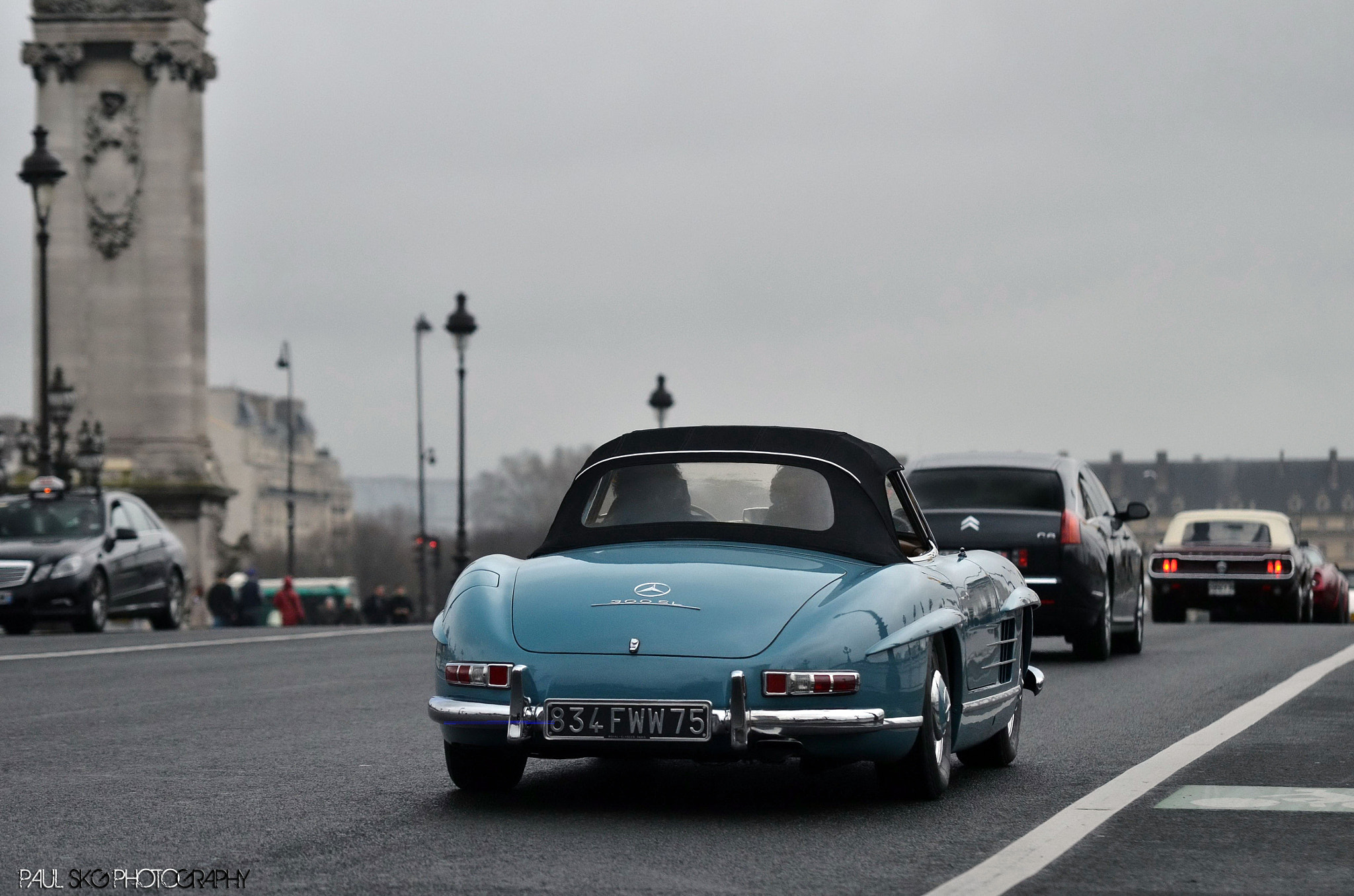 Photograph 300 SL Roadster by Paul SKG Photography on 500px