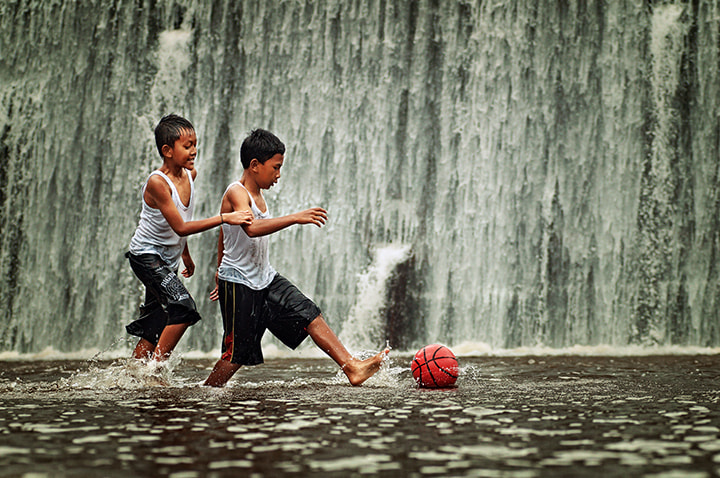 Photograph Soccer Time by Firman Afrianto on 500px