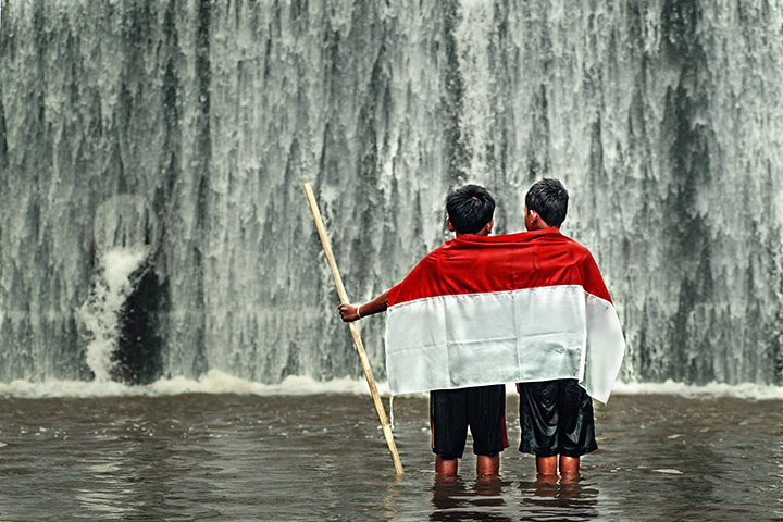 Photograph Love My Country by Firman Afrianto on 500px