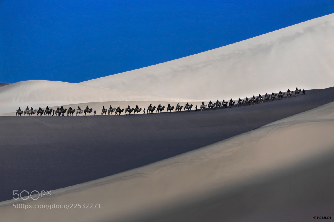 Photograph The Last Caravan by Anneliese & Claus Possberg on 500px