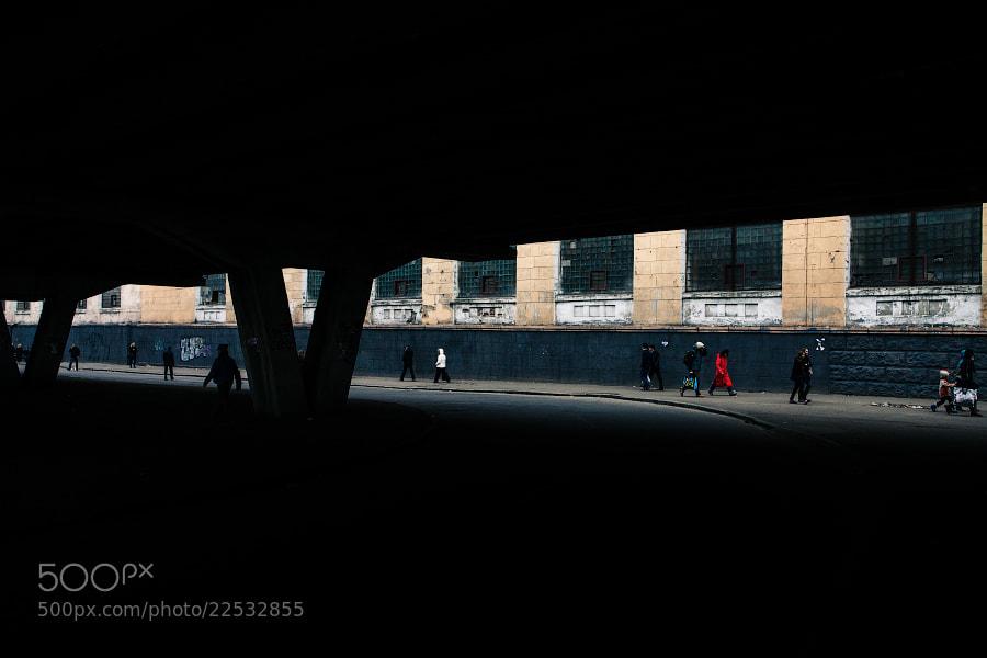 Photograph Bridge by Mikhail Palinchak Jr. on 500px