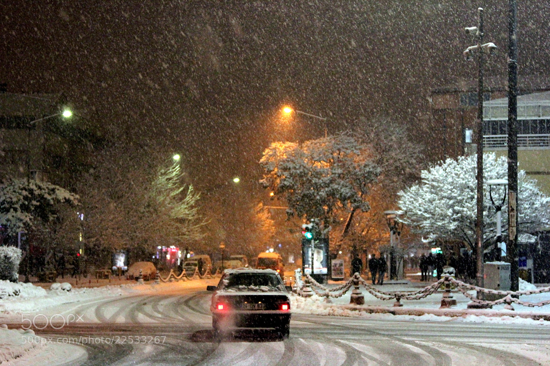 Photograph Erzincan under the snow .. by Salih Mazlum on 500px