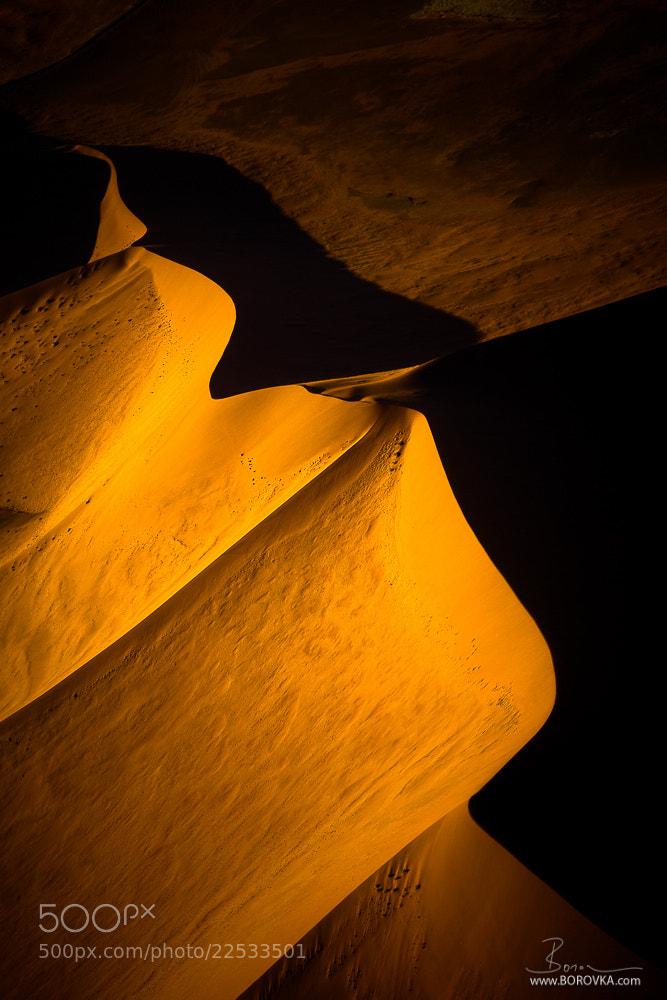 Photograph Namib by Radek Borovka on 500px